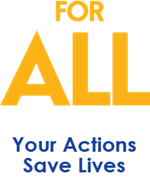 california for all your actions save lives visit california for all website